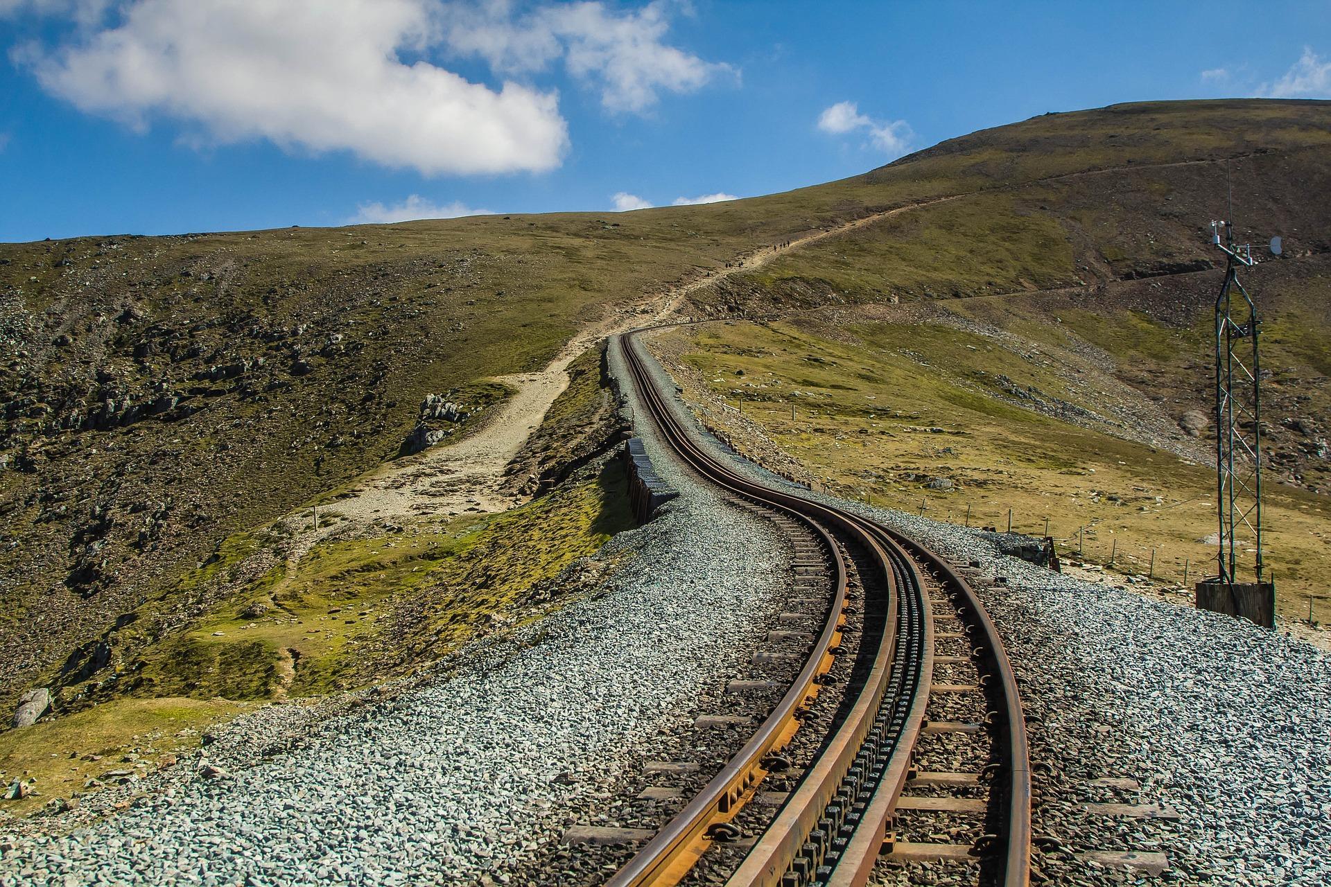 Горная железная дорога Сноудон