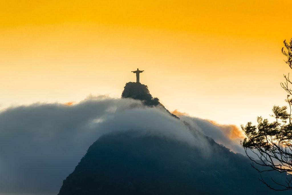 Самая знаменитая статуя Иисуса Христа в мире