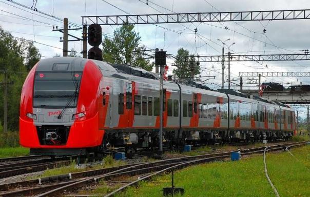 Электропоезд «Ласточка» Ростов — Анапа