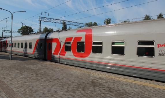 Кольцевой поезд Москва – Москва