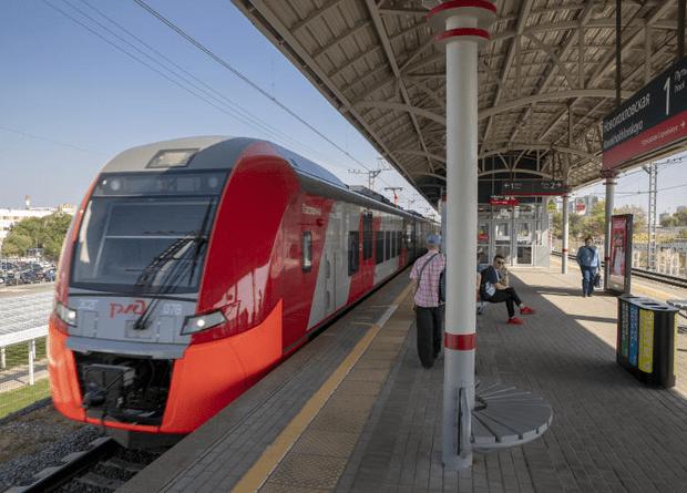 Купить билет в Москву на поезд РЖД