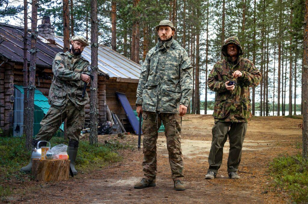 Охота и рыбалка в Карелии